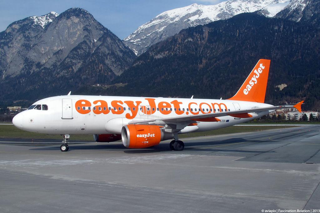 history easyjet